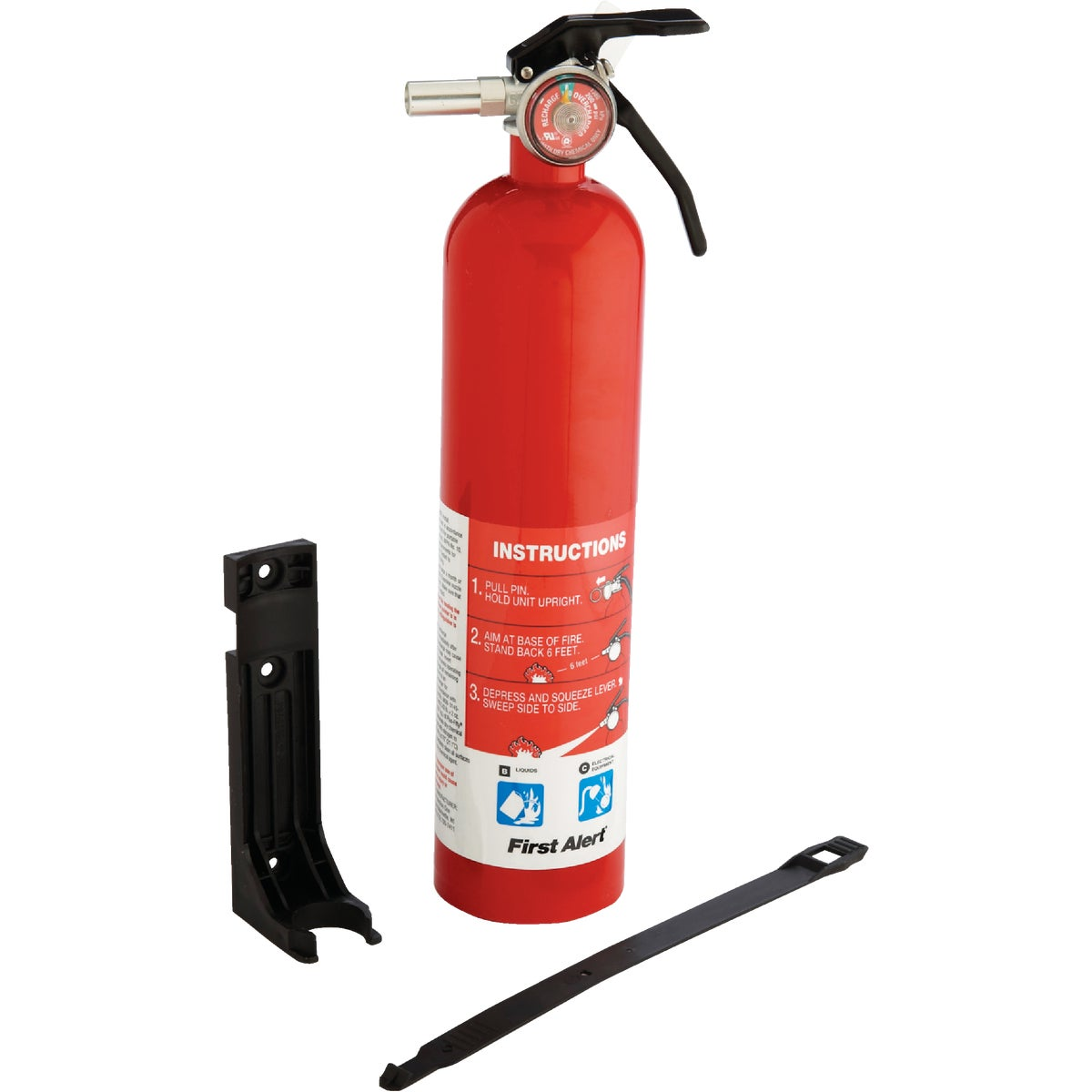 10 BC FIRE EXTINGUISHER - GARAGE10 by First Alert  Jarden