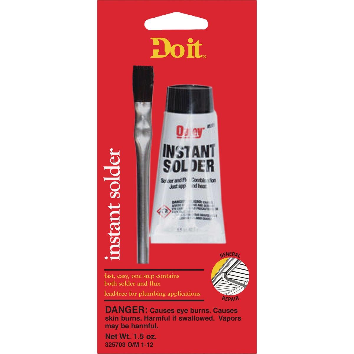 Do-It/Oatey 1-1/2OZ LEAD FREE SOLDER 325703