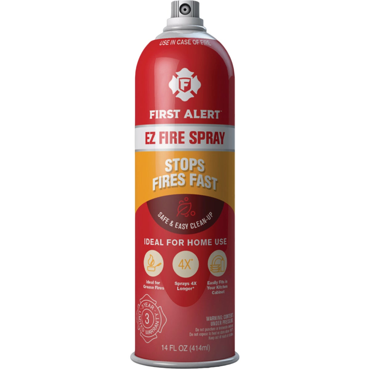 SPRAY FIRE SUPPRESSANT - AF400 by First Alert  Jarden
