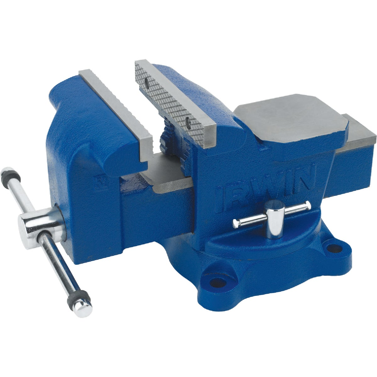 "6"" WORKSHOP BENCH VISE - 226306ZR by Irwin Industr Tool"