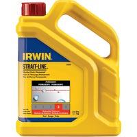 Irwin 2.5LB RED CHALK 65202