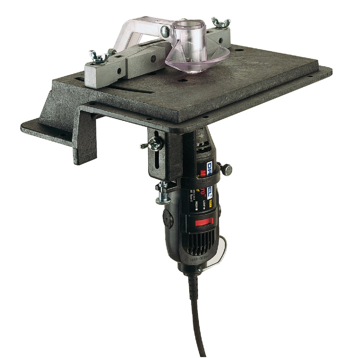 SHAPER/ROUTER TABLE - 231 by Dremel Mfg Co