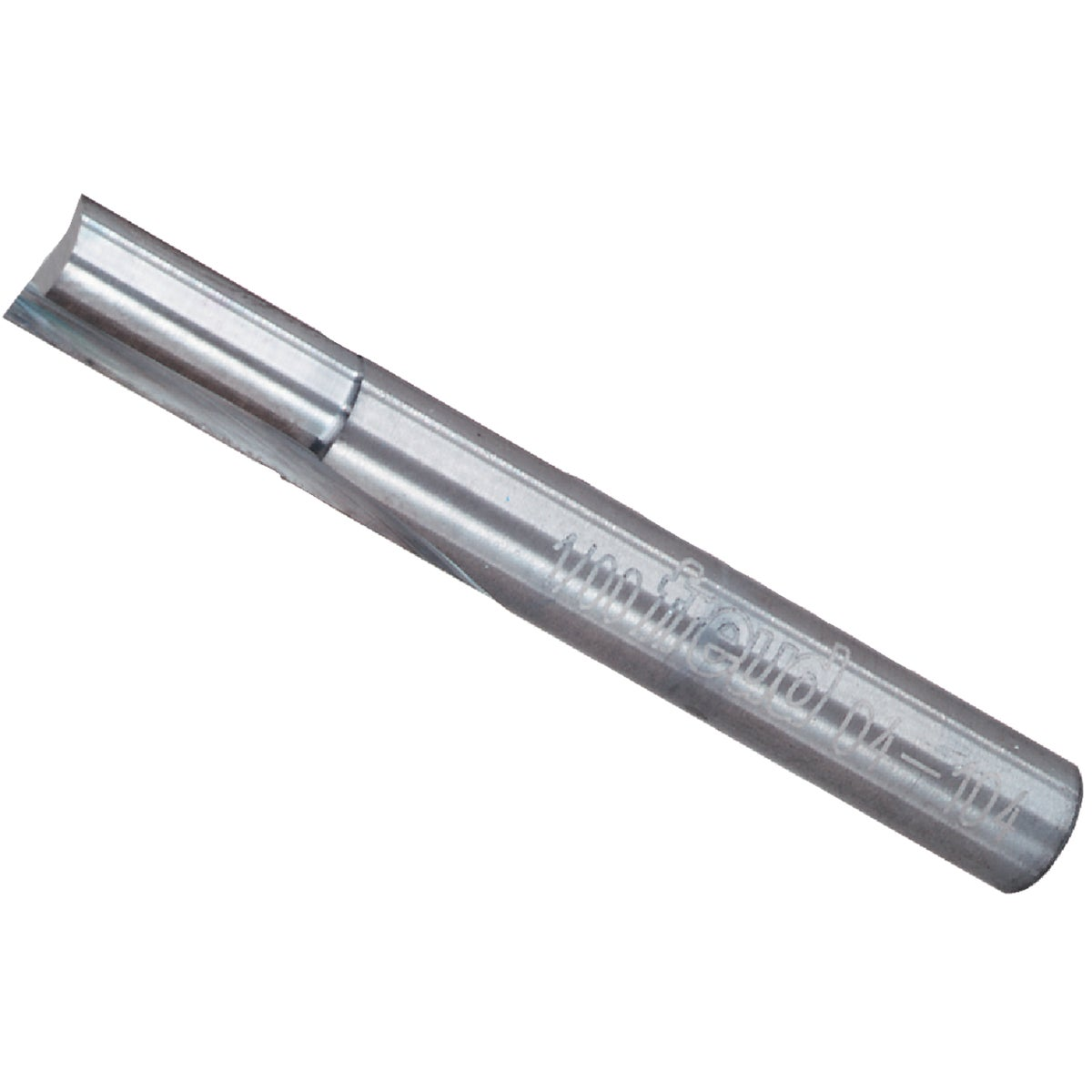 "1/4"" 2-FLT STRAIGHT BIT - 04-104 by Freud Inc"