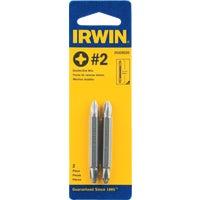 Irwin 2-1/2 PHIL DBL SCREW BIT 3532022C