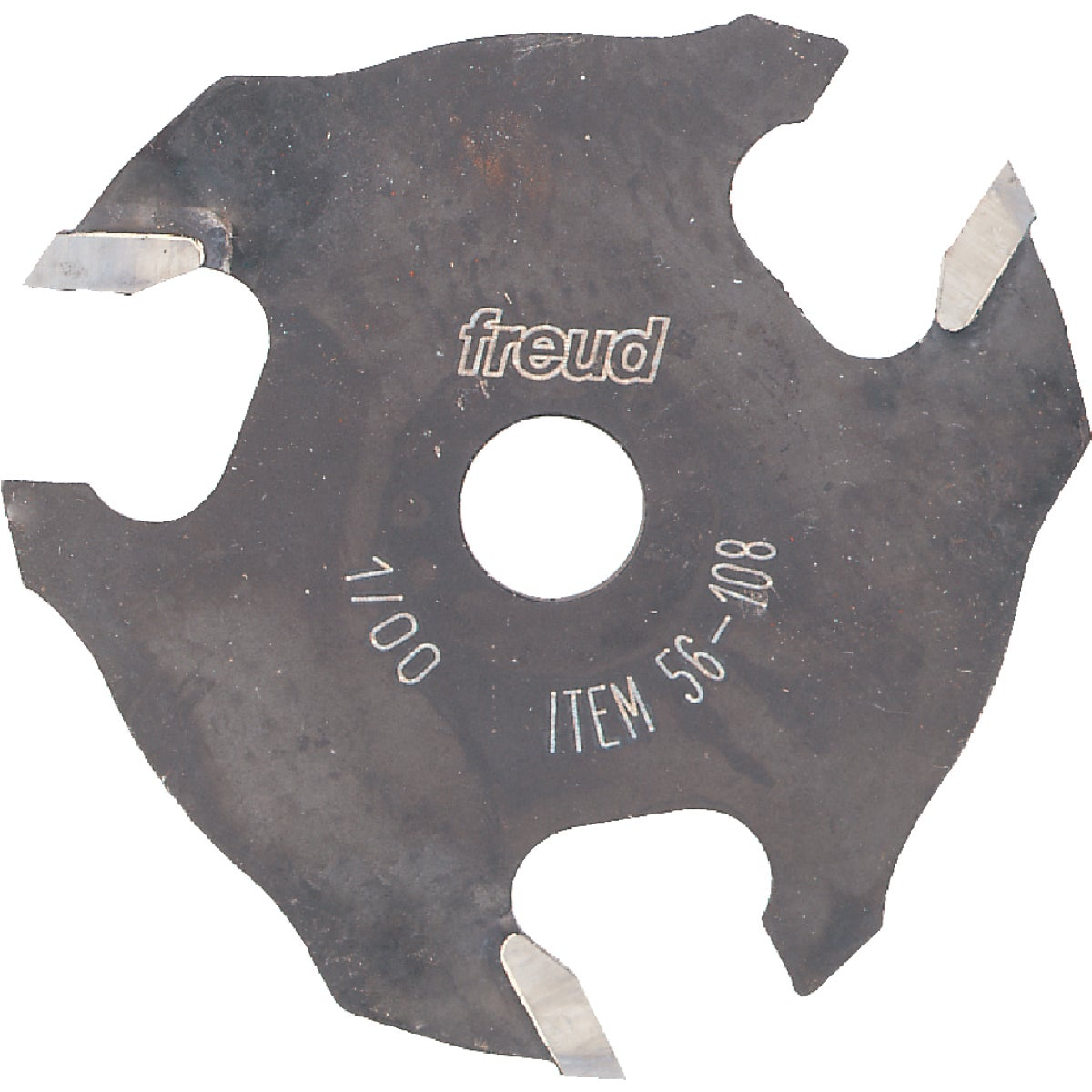 "1/8"" 3 SLOT CUTTER - 56-108 by Freud Inc"