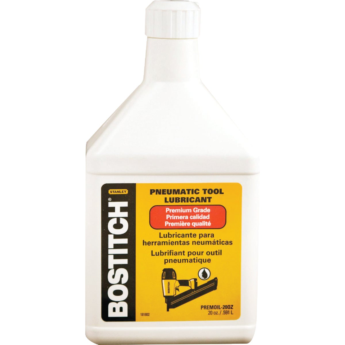 Bostitch Premium Pneumatic Tool Oil