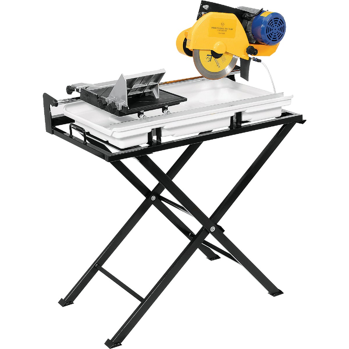 DUAL SPEED TILE SAW