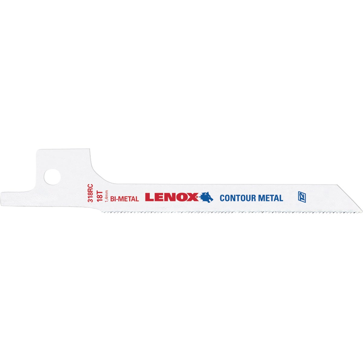 "3"" 18T RECIP SAW BLADE - S318RC by Lenox"