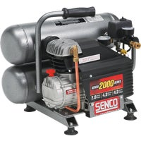 Senco 2.5HP 4.3GAL COMPRESSOR PC1131