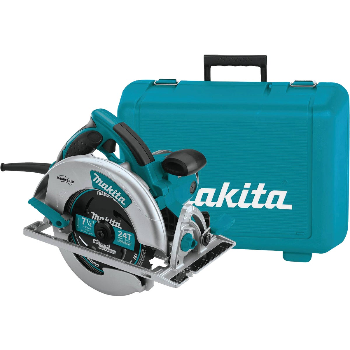 "7-1/4"" MAG CIRCULAR SAW - 5007MG by Makita Usa Inc"
