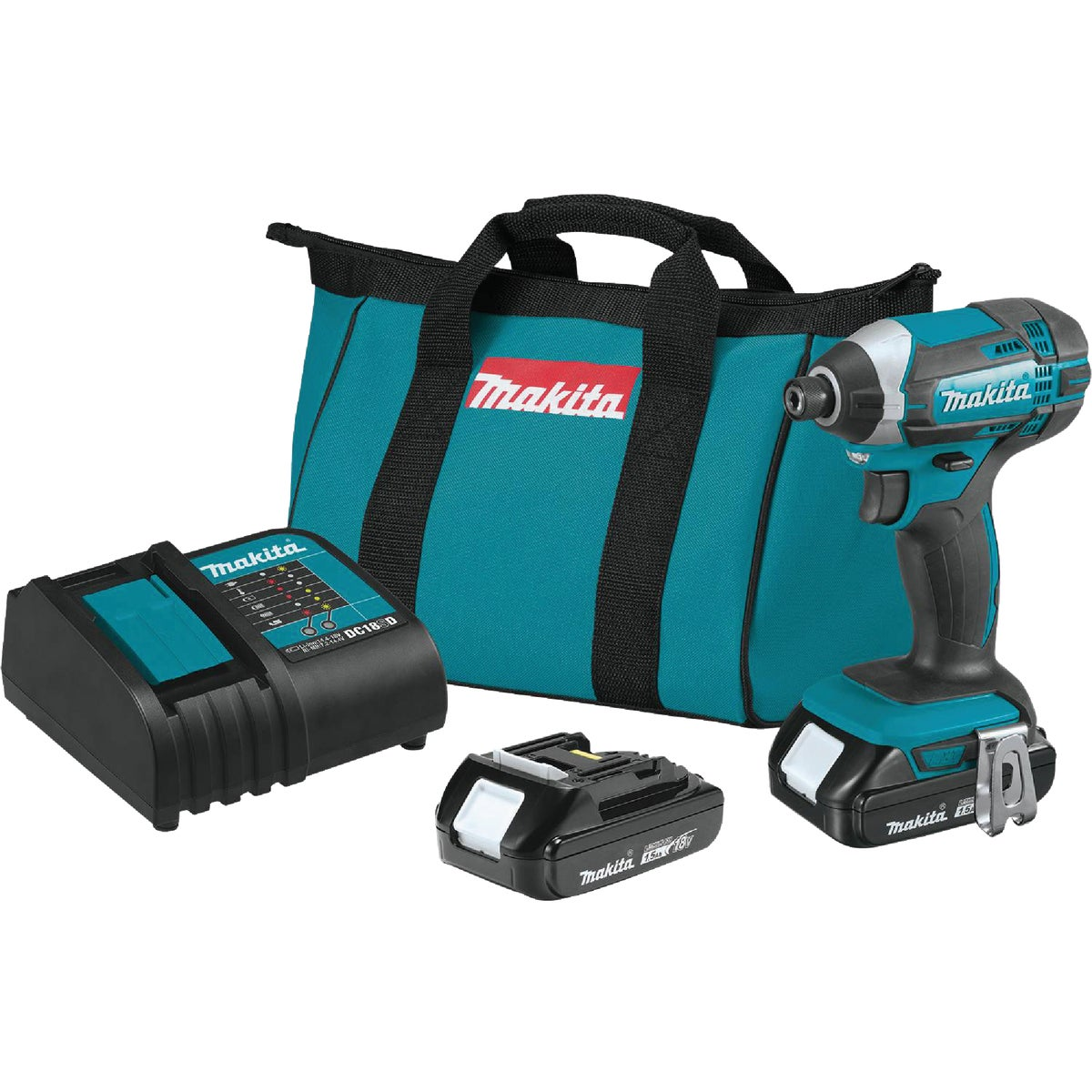 CRDLSS 18V IMPACT DRIVER - LXDT04CW by Makita Usa Inc