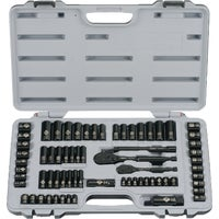 Stanley BLACK CHROME SOCKET SET 92-824