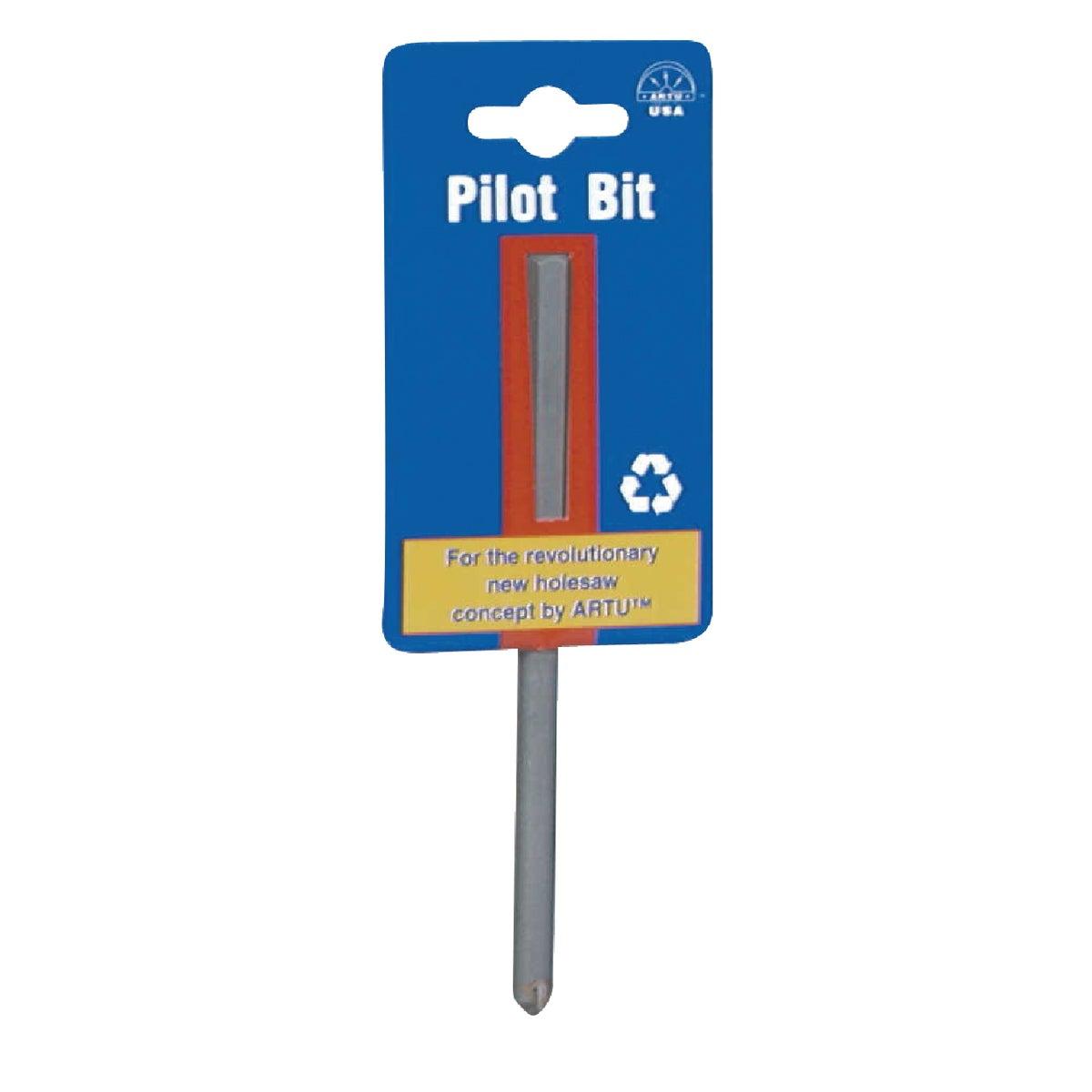 HOLE SAW PILOT DRILL BIT - 02953 by Artu Usa Inc