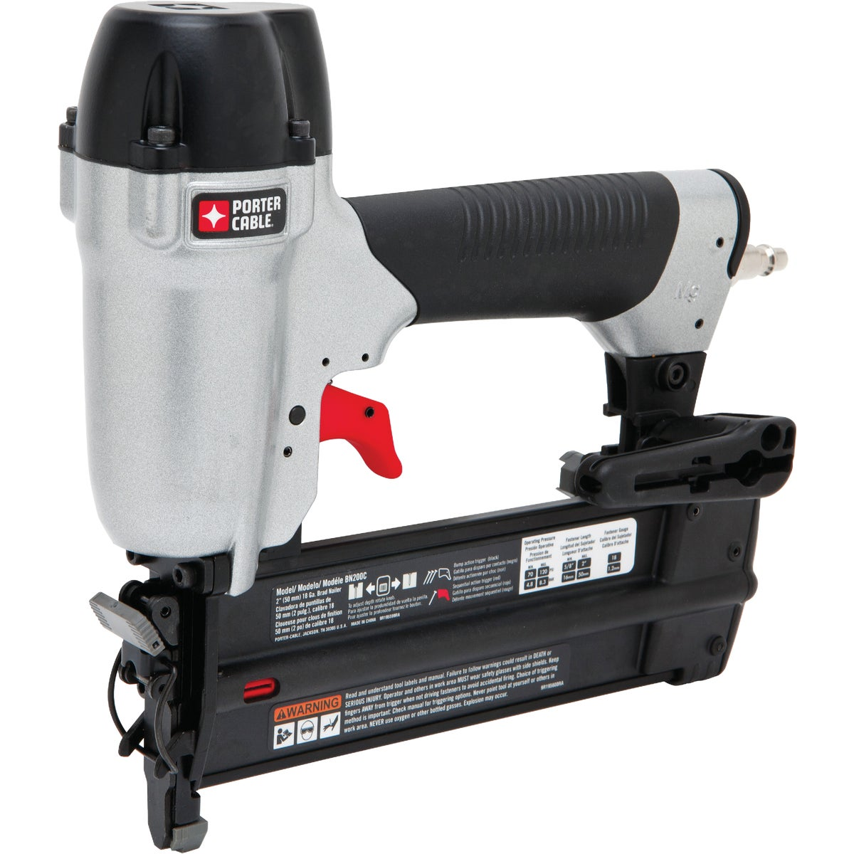 "2"" BRAD NAILER - BN200C by Black Decker  Pc"
