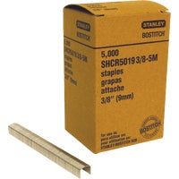 Bostitch Powercrown H2B Hammer Tacker Staple, SHCR50193/8-5M