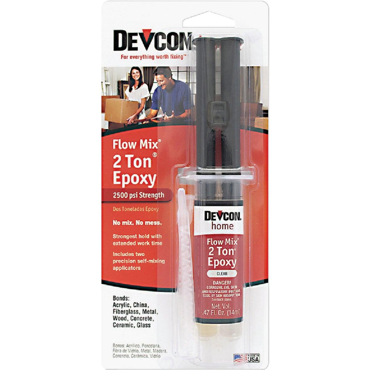 ITW Consumer/ Devcon FLOW-MIX 2-TON EPOXY 23145