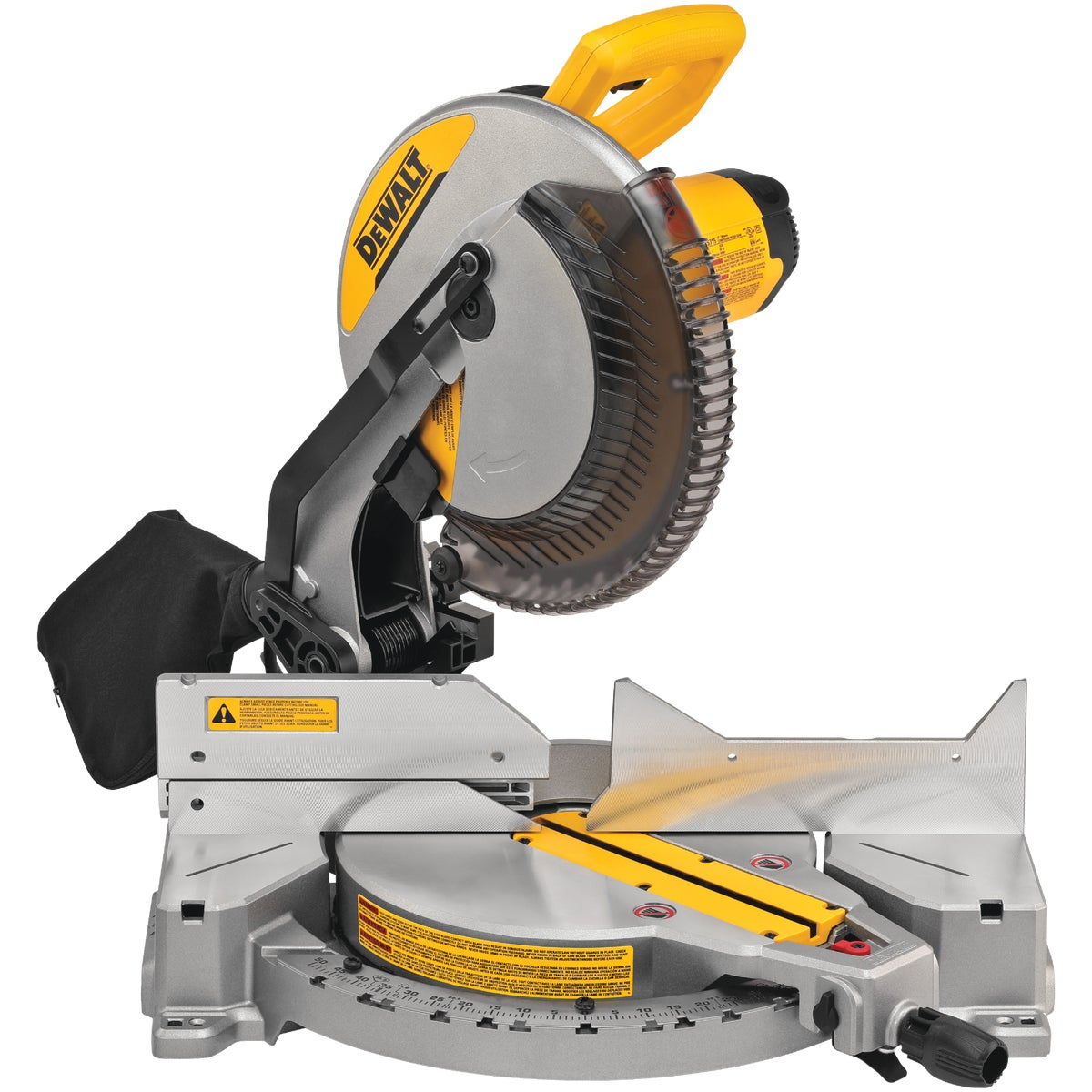 "12"" COMPOUND MITER SAW - DW715 by DeWalt"