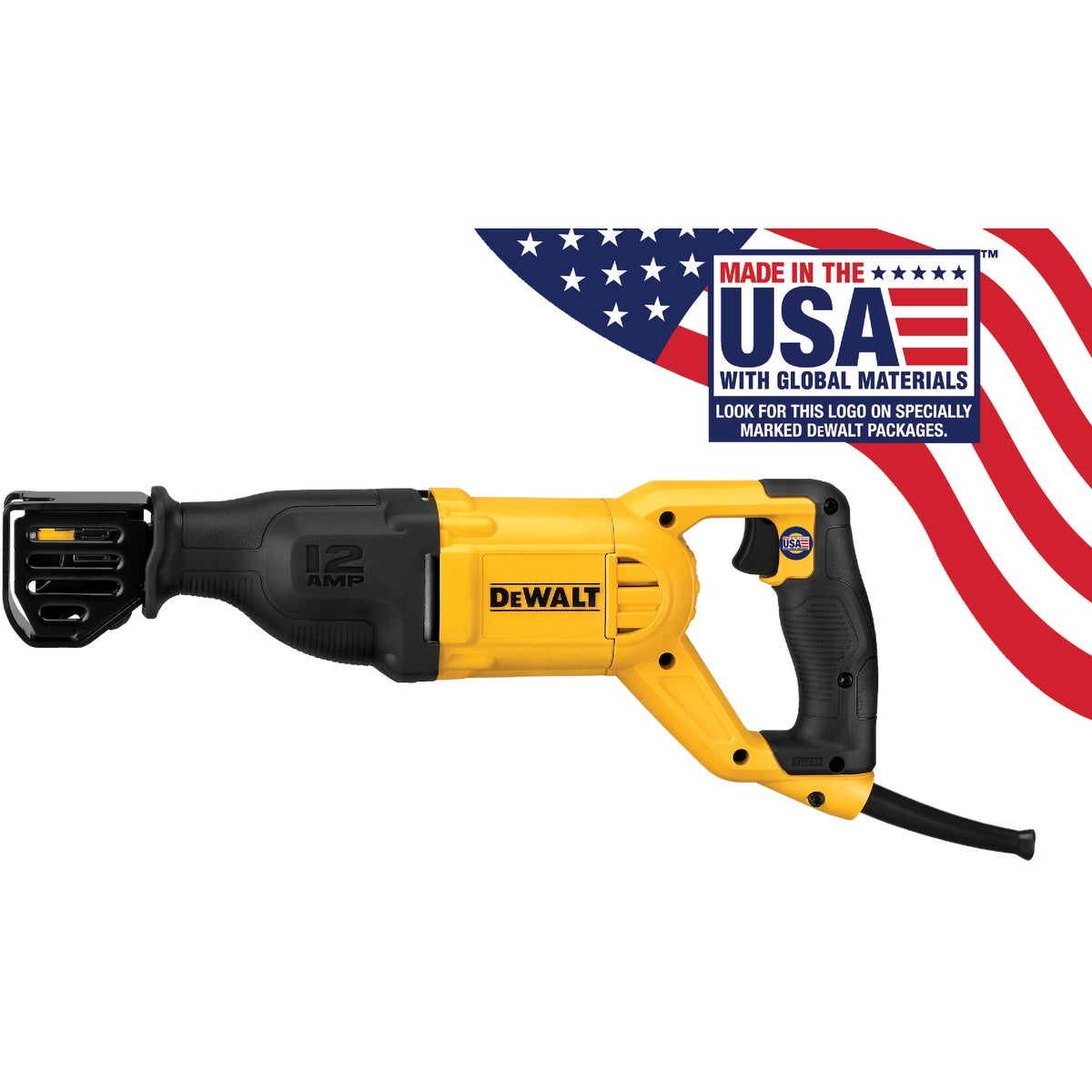 10A RECIPROCATING SAW - DW304PK by DeWalt