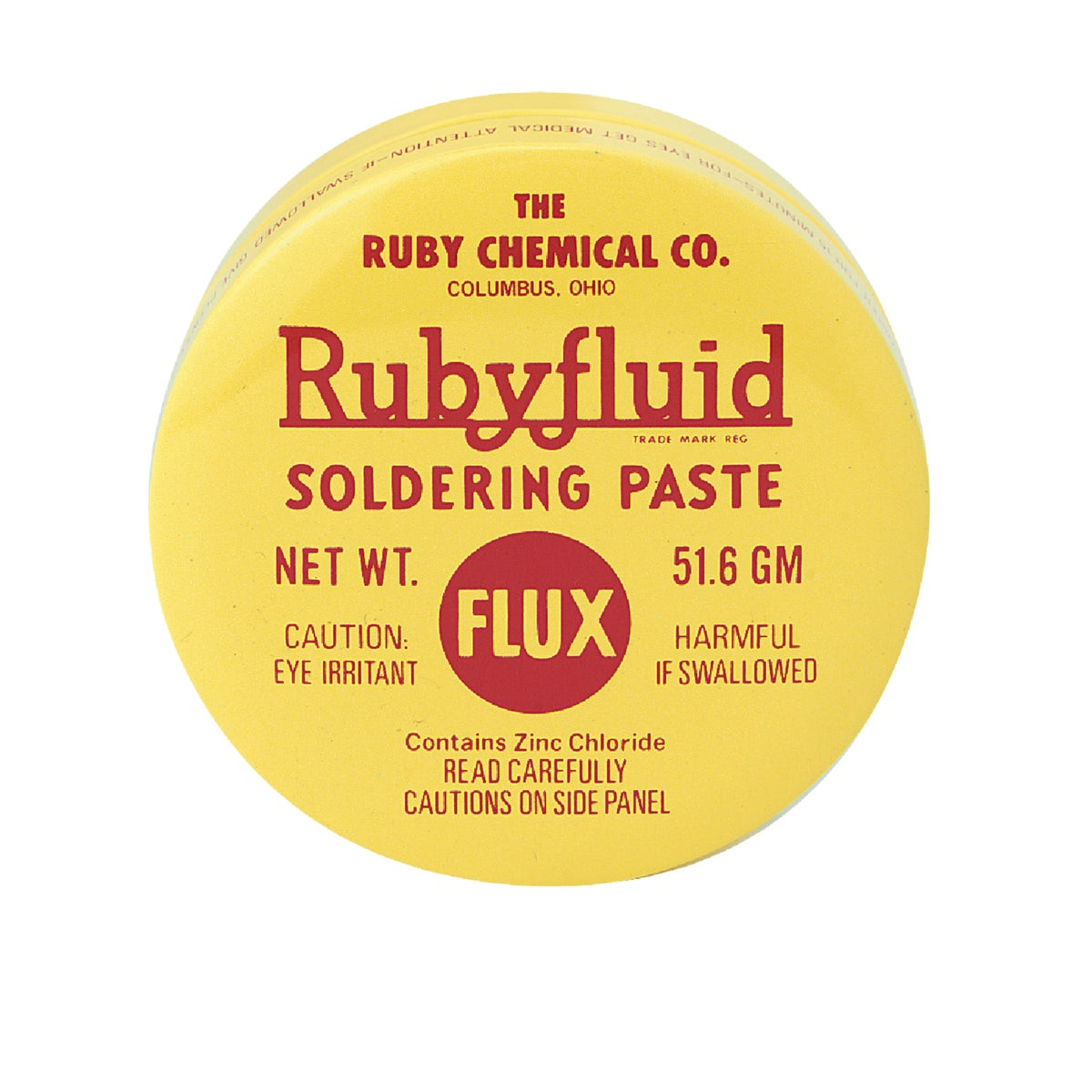 2OZ PASTE RUBYFLUID
