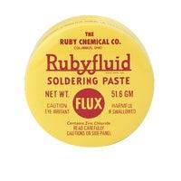 Ruby Chemical 2OZ PASTE RUBYFLUID 2OZ
