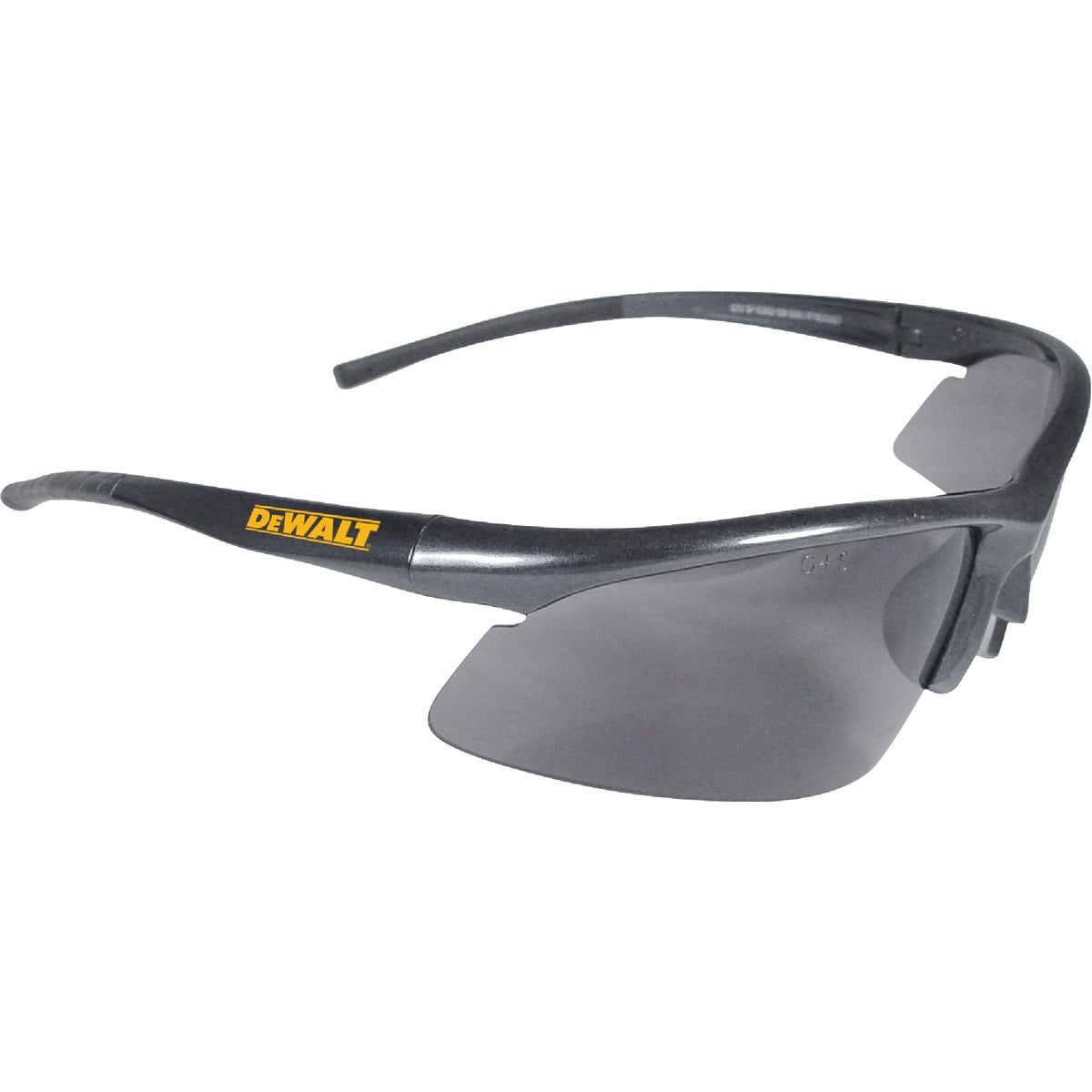 SMOKE SAFETY GLASSES - DPG51-2C by Radians