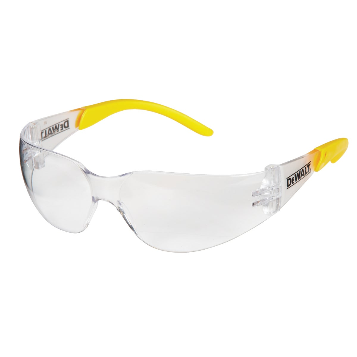 Radians CLEAR SAFETY GLASSES DPG54-1C