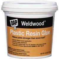 Dap 4-1/2LB PLST RESIN GLUE 204