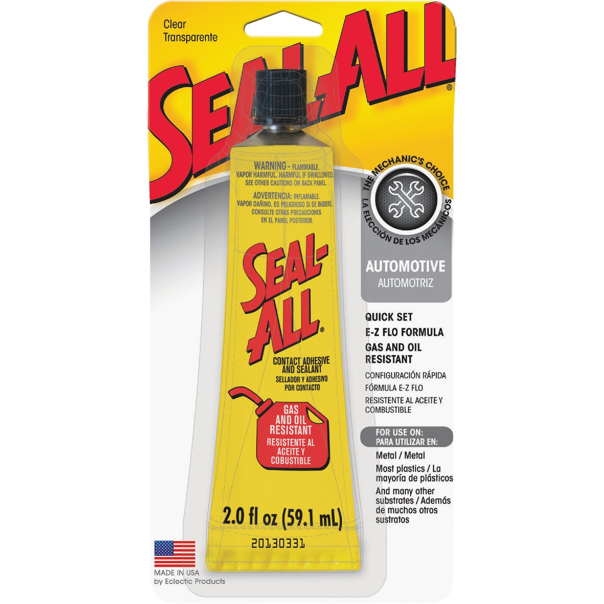 2OZ SEAL-ALL - 380113 by Eclectic Prod Inc