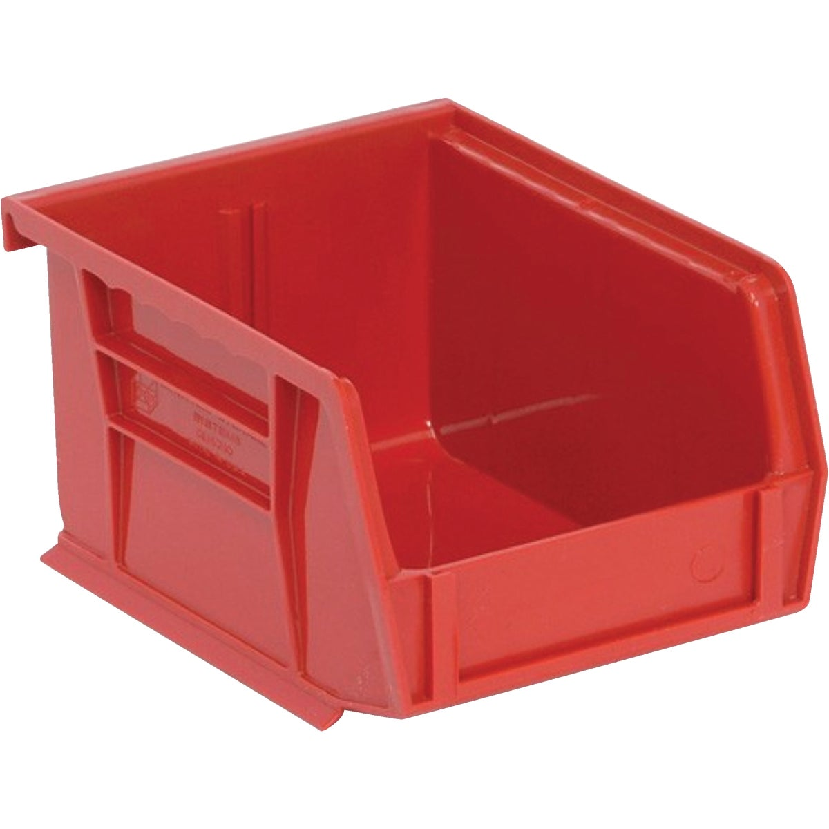 6PK RED 2-RAIL BINS - BIN-503-PACK by Stack On Products