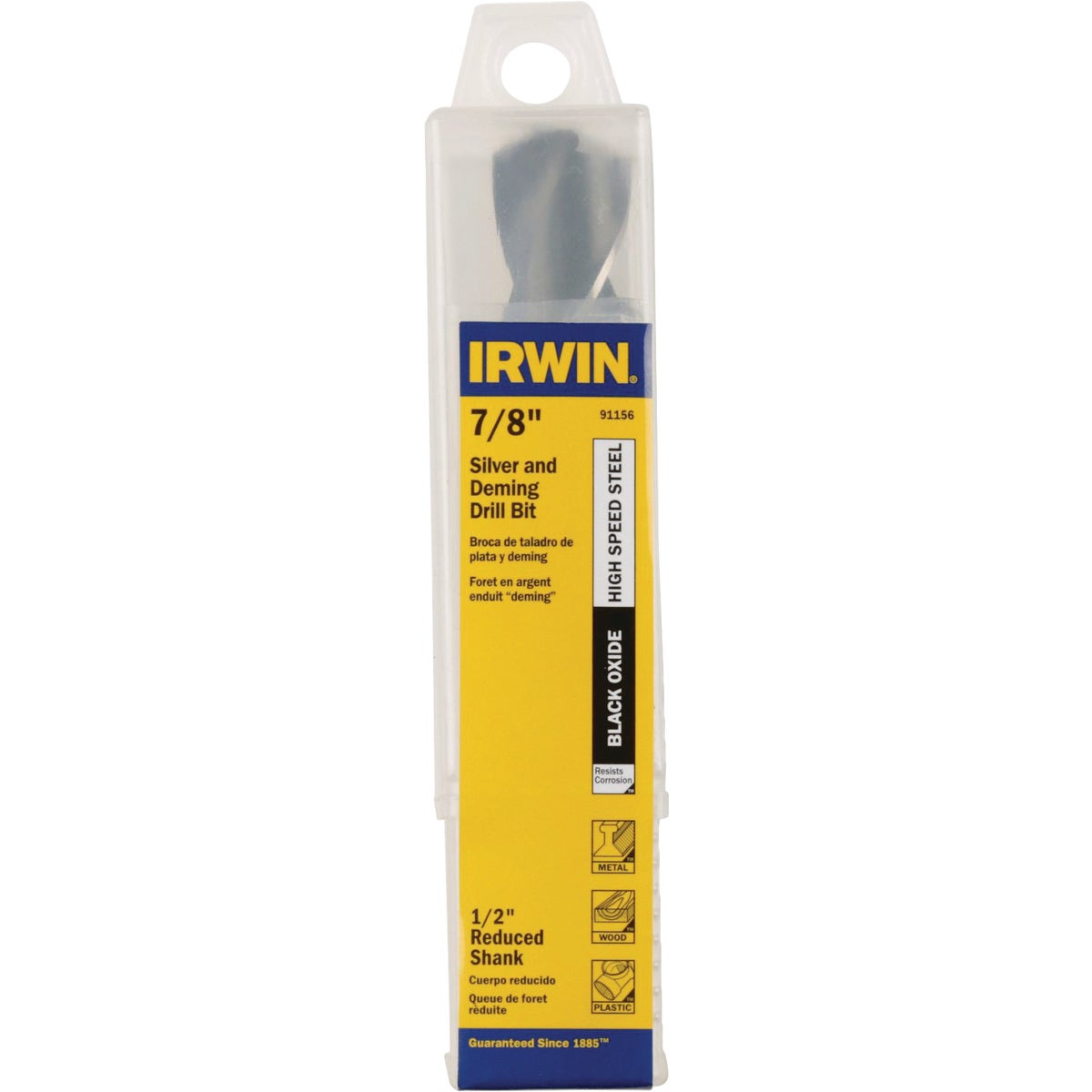 "7/8"" SPLIT POINT BIT - DW1627 by DeWalt"