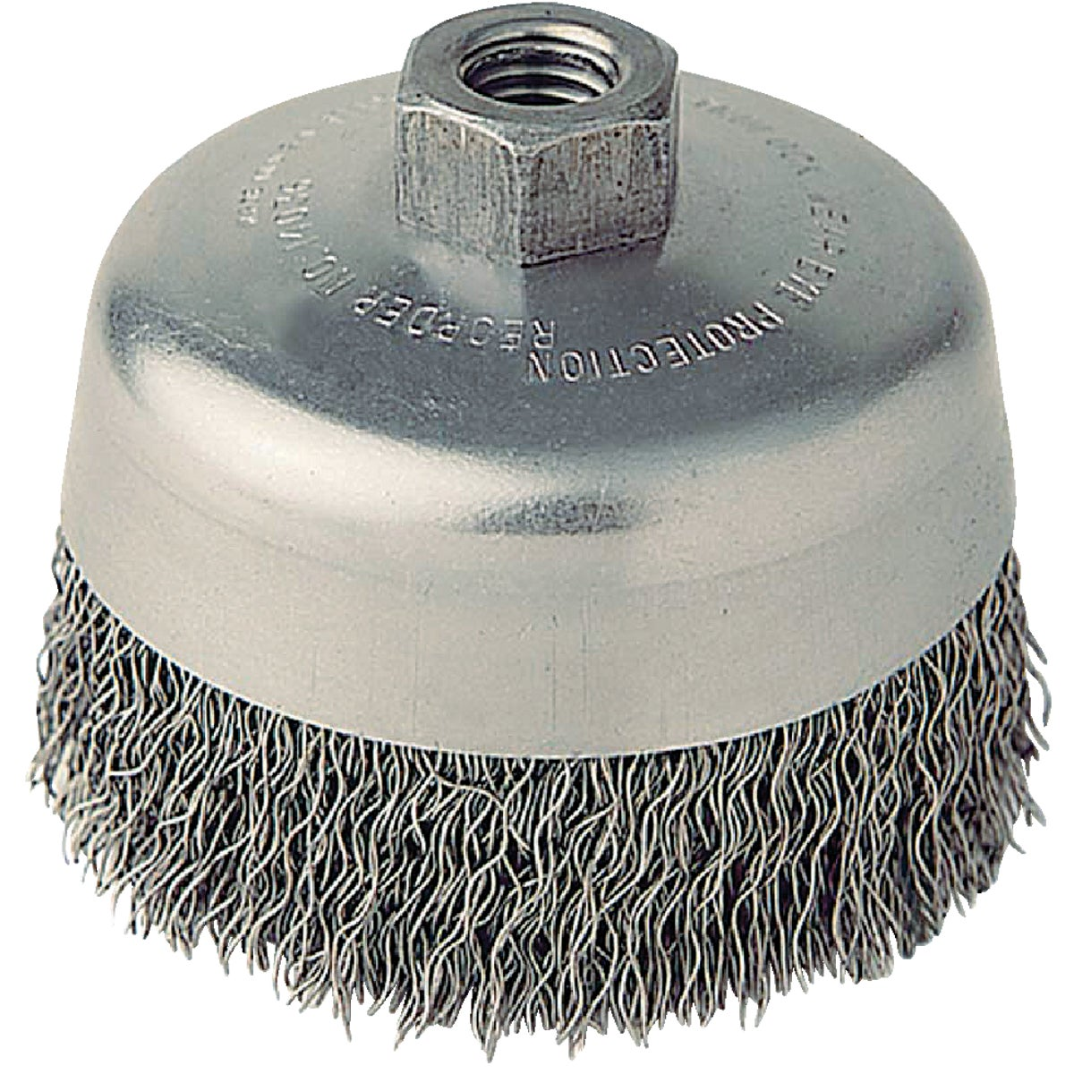 "5"".020 WIRE CUP BRUSH - 36061 by Weiler Corporation"