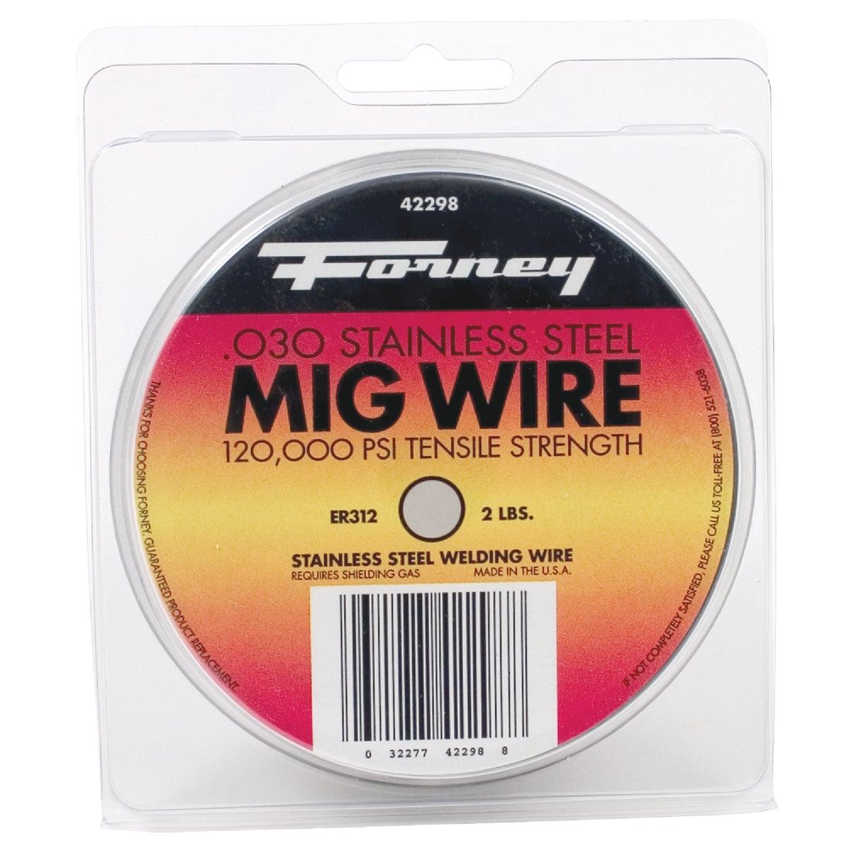 .030 308ER STNL MIG WIRE