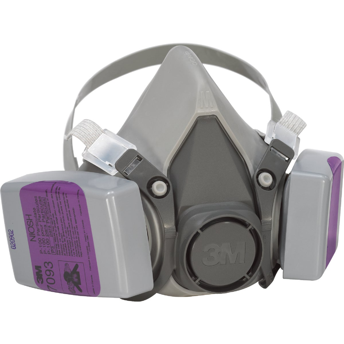 3M P100 Demolition and Renovation Respirator