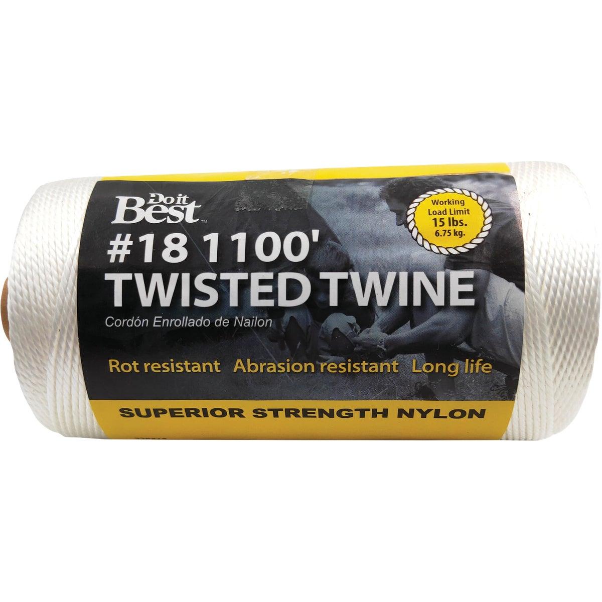 #18 1100' NYLON TWINE