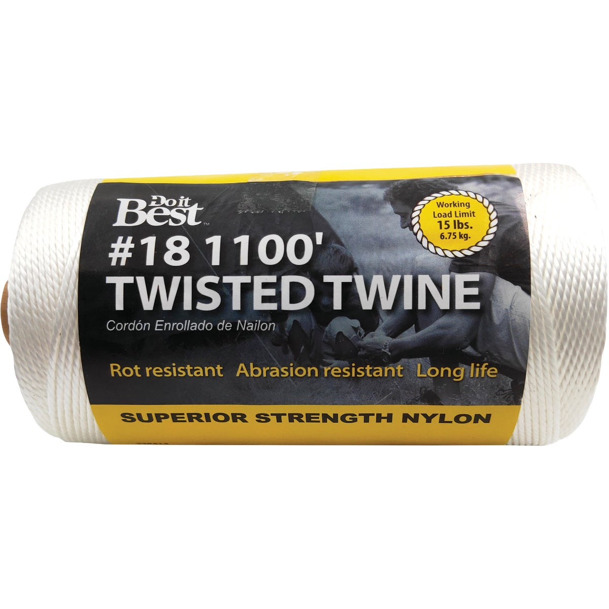 #18 1100' NYLON TWINE - 338414 by Do it Best