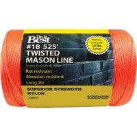 Do it Best Imports 525' NYL ORNG MASON LINE 338621