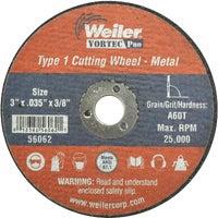 Weiler Brush 3X1/32 ABRASIVE WHEEL 36536
