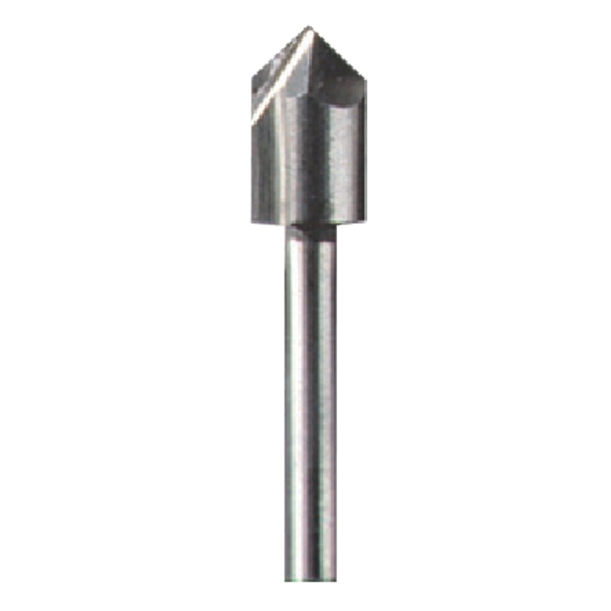 "1/4"" V-GROOVE ROUTER BIT - 640 by Dremel Mfg Co"