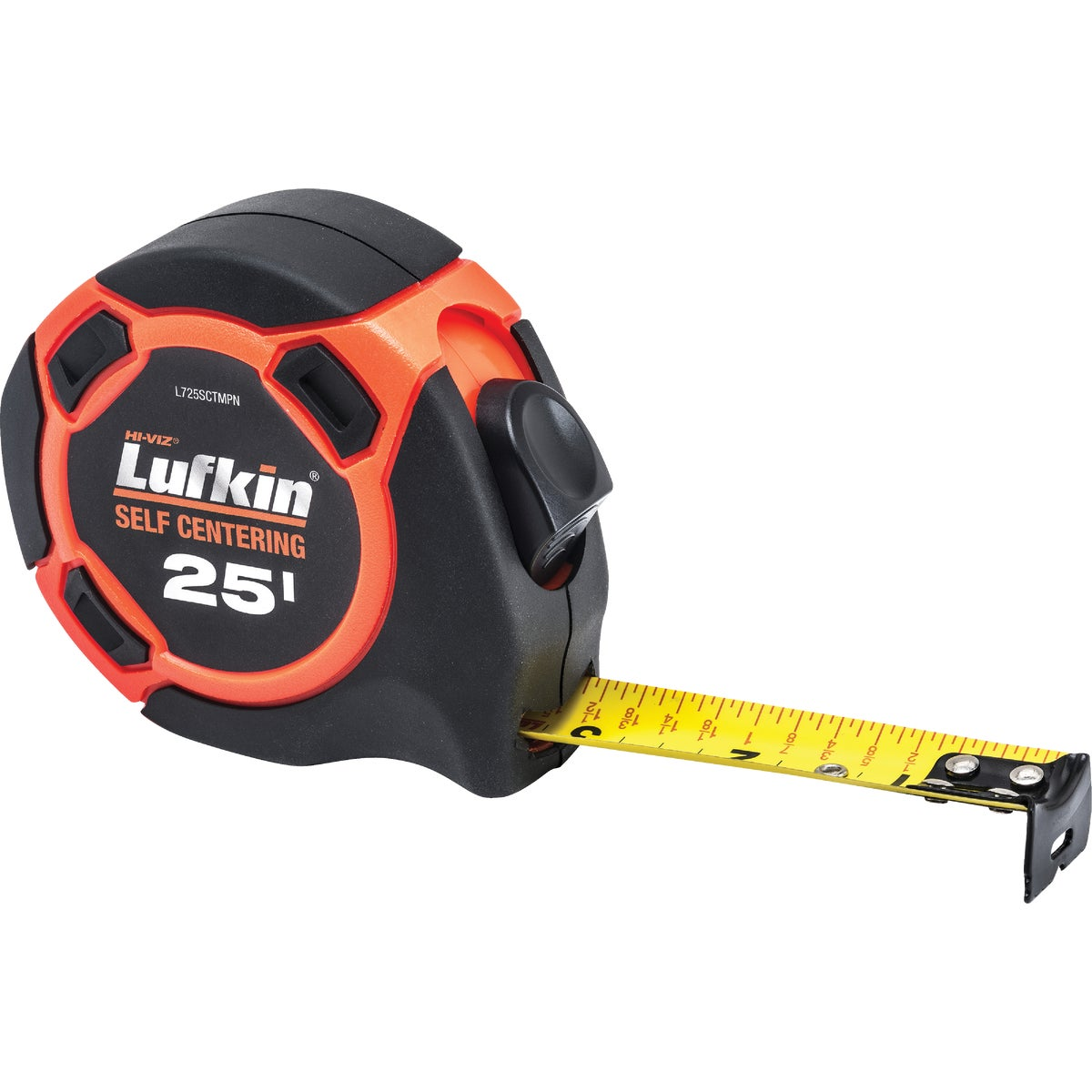 "1""X25' SELF-CENTRNG TAPE - L625SCTMP by Apex Tool Group"