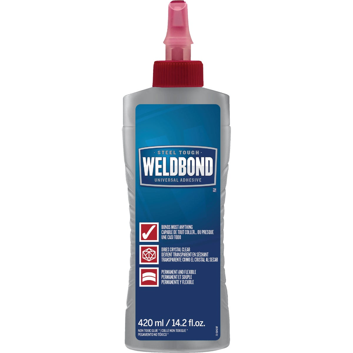 21OZ WELDBOND GLUE - 545 by Frank T Ross And Son