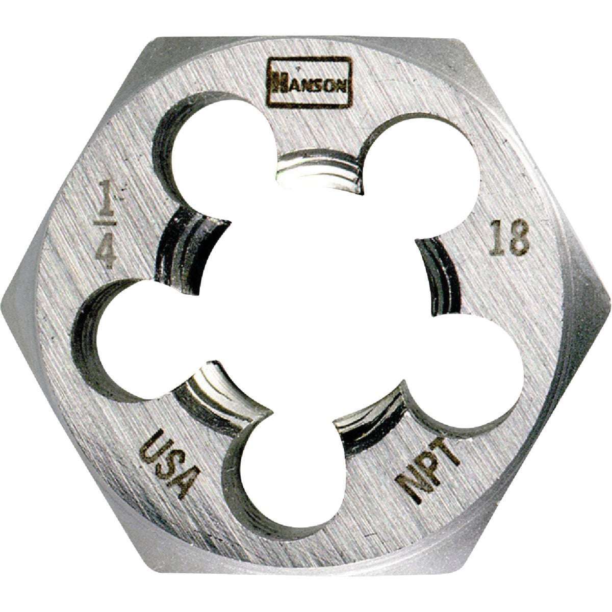4-36NS HEX DIE - 9311 by Irwin Industr Tool