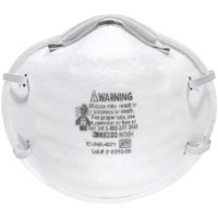 3M 10PK PARTICLE RESPIRATOR 8200HB5-A