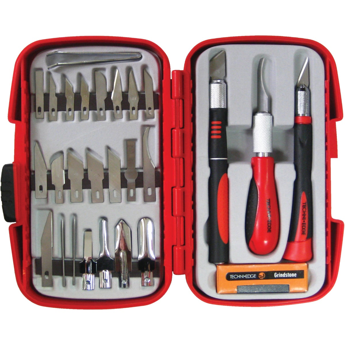 29PC HOBBY KNIFE SET - TE01-812 by Techni Edge Mfg Corp