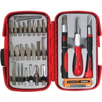 Techni Edge Mfg. 29PC HOBBY KNIFE SET TE01-812