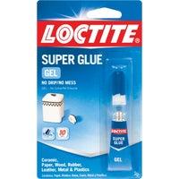 Henkel Corp 2GM SUPER GLUE GEL 235495