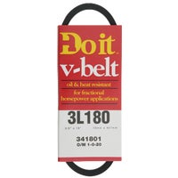 Gates Rubber PVT Lbl. 18X3/8 A PULLEY V-BELT 3L180