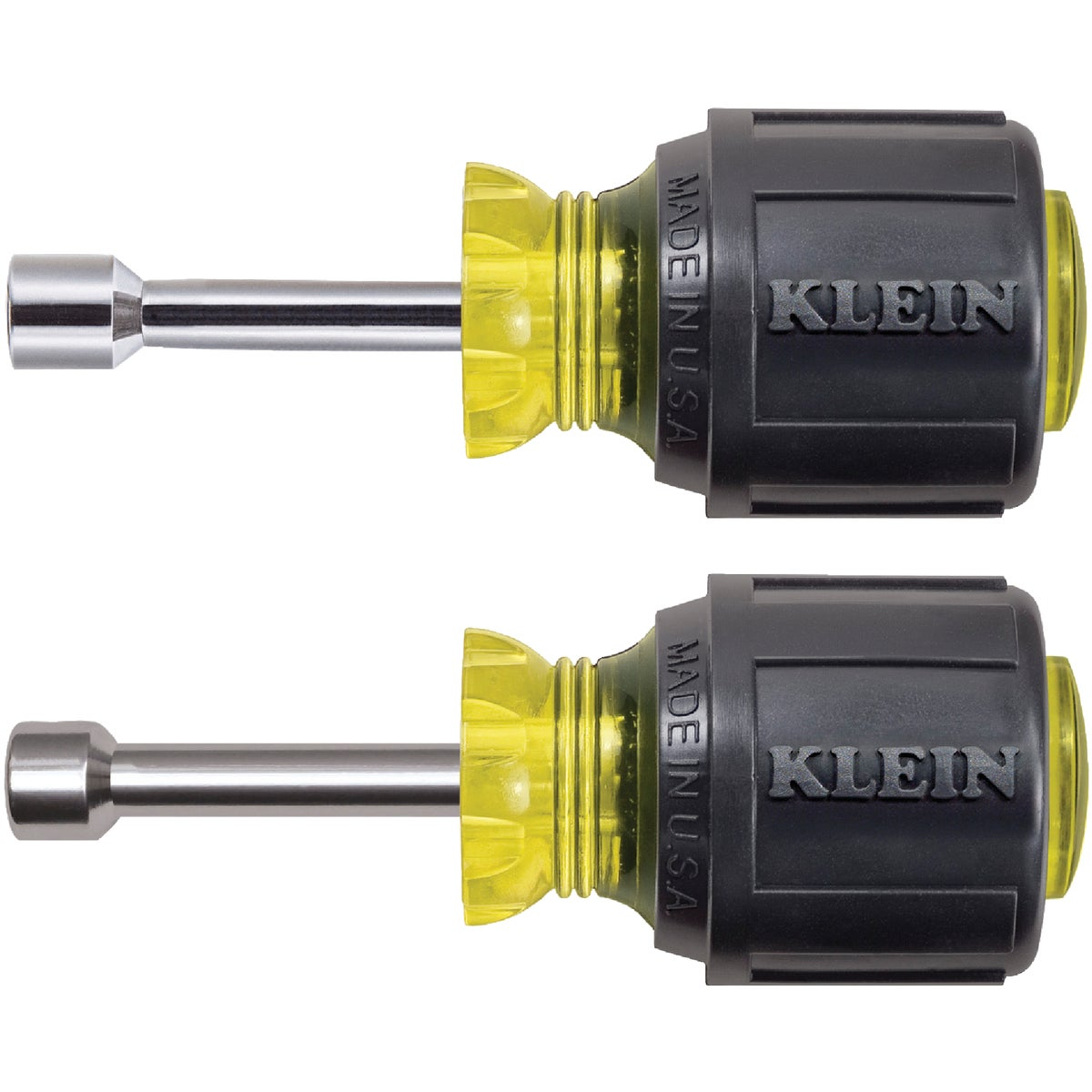 STUBBY NUT DRIVER SET - 610 by Klein Tools Inc