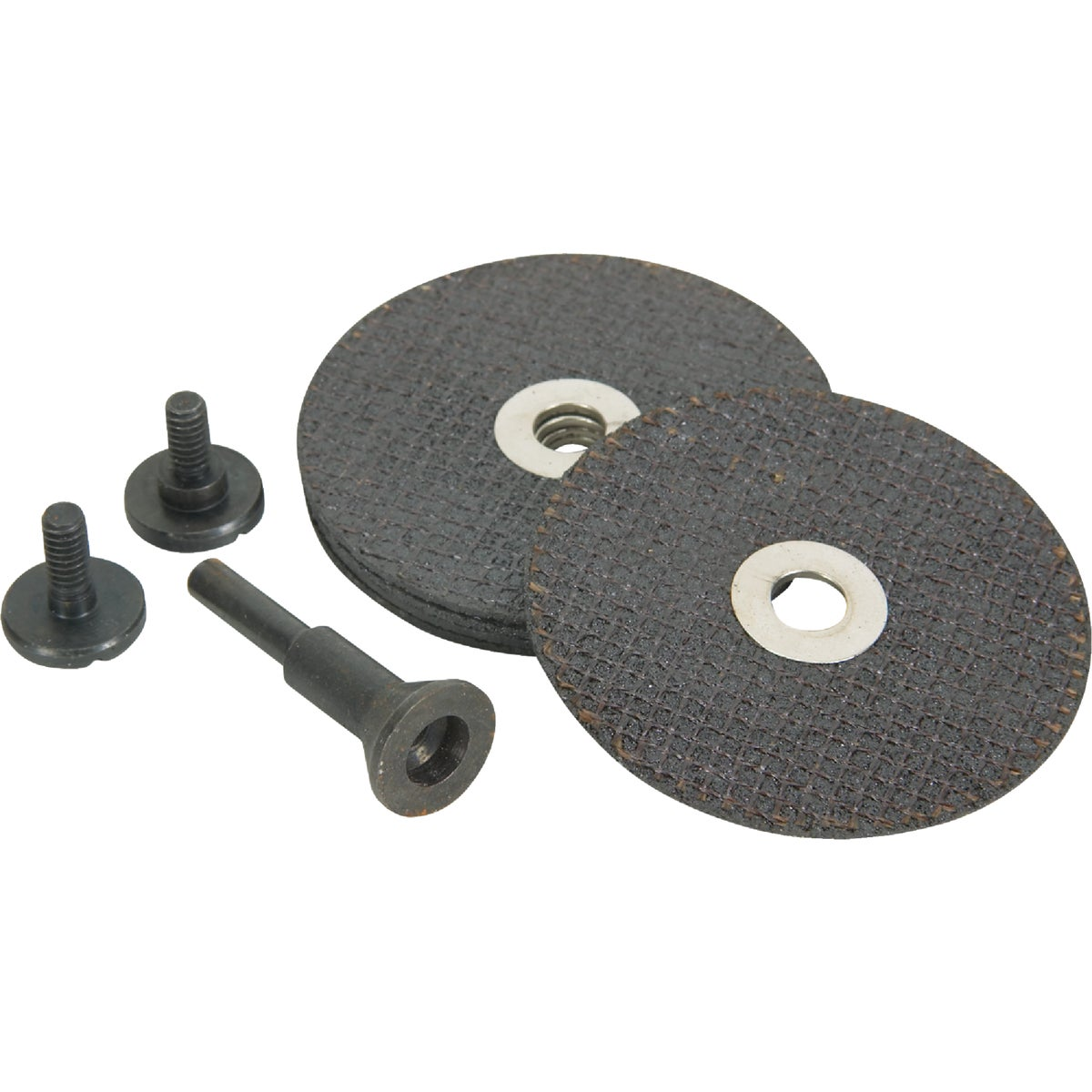 ABRASIVE WHEEL KIT - 36543 by Weiler Corporation