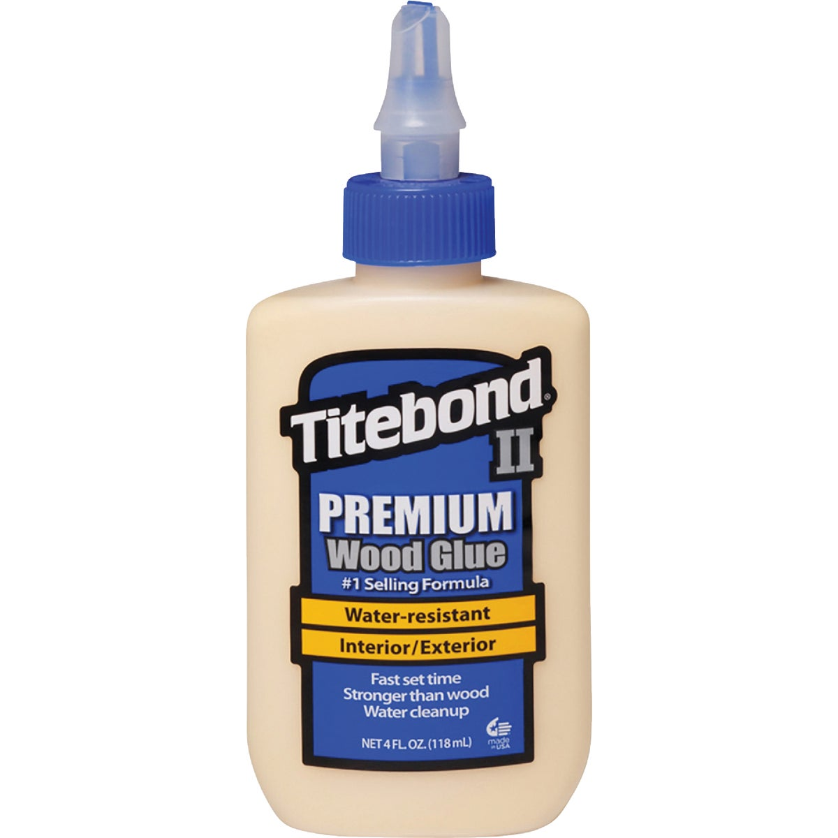 4OZ TITEBOND II GLUE