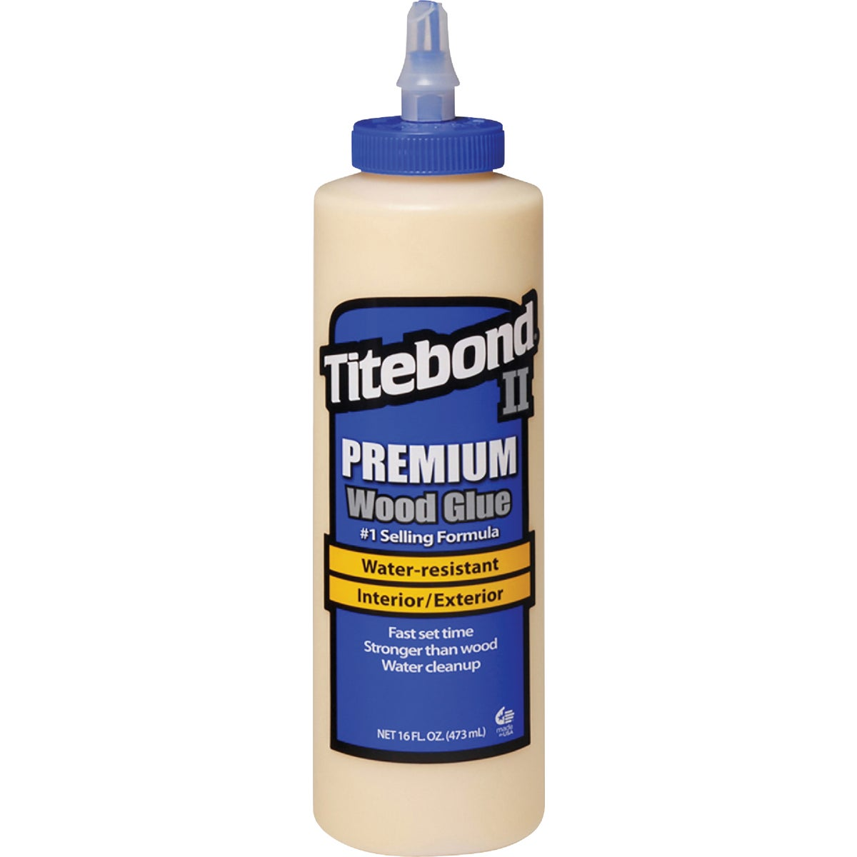 16OZ TITEBOND II GLUE